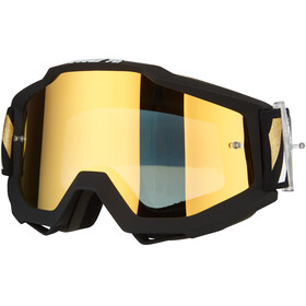 100% Accuri Anti Fog Mirror Goggles, off